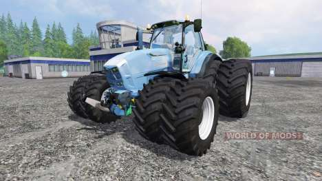 Deutz-Fahr Agrotron 7250 Dynamic8 для Farming Simulator 2015