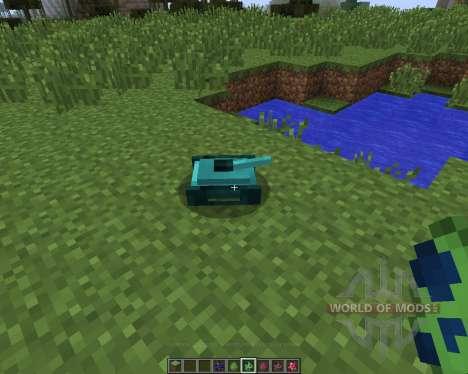 Mini Bots [1.7.2] для Minecraft