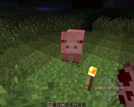 AngryMobs [1.6.4] для Minecraft