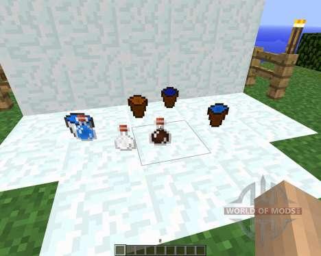Thirst [1.5.2] для Minecraft