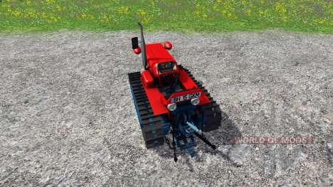 UTB Universal S445 для Farming Simulator 2015
