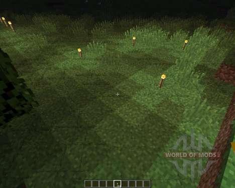 Better Foliage [1.8] для Minecraft