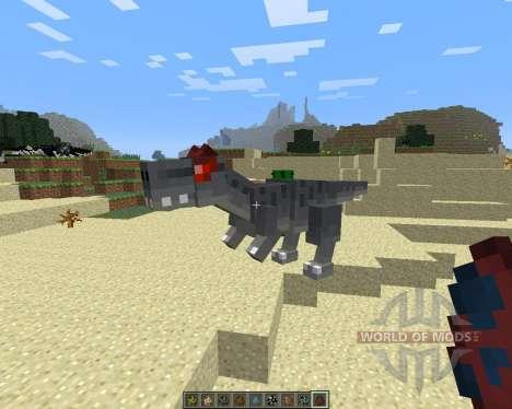 Fossil-Archeology [1.6.4] для Minecraft
