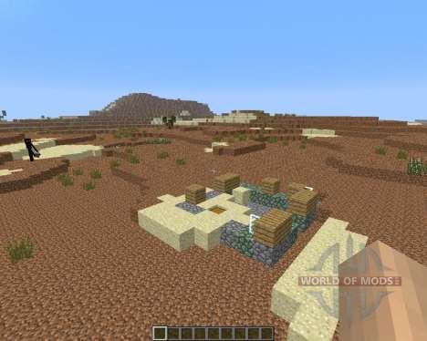 Disaster-Craft [1.5.2] для Minecraft