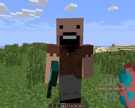 Mo People [1.6.2] для Minecraft