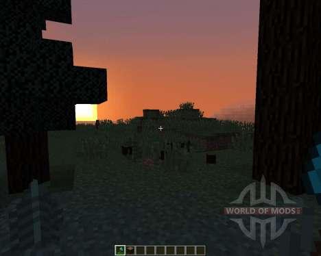 The Lumberjack [1.8] для Minecraft