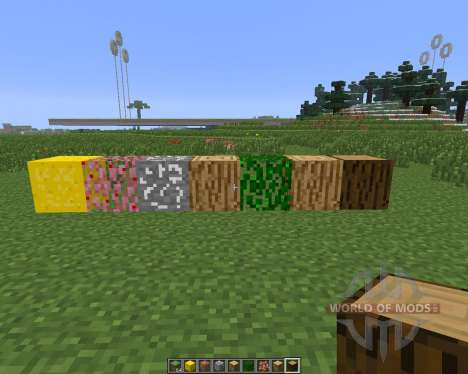 MoarFood [1.6.4] для Minecraft