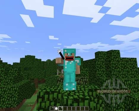 Kuuus Magic Wand [1.6.4] для Minecraft
