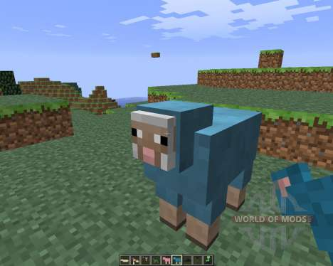 Craftable Animals [1.6.4] для Minecraft