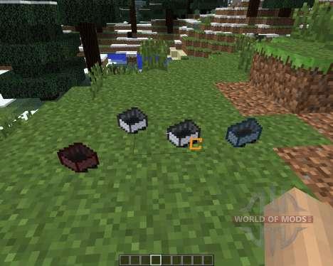 Steves Carts 2 [1.6.4] для Minecraft