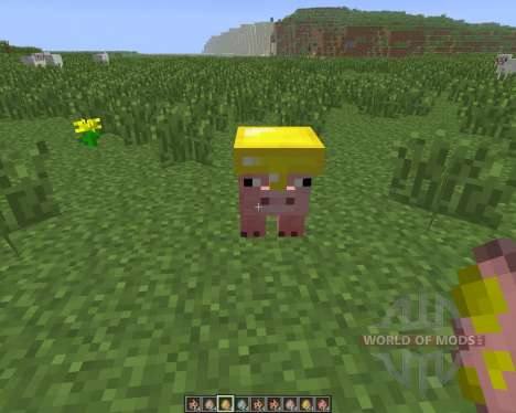 Pig Companion [1.6.4] для Minecraft