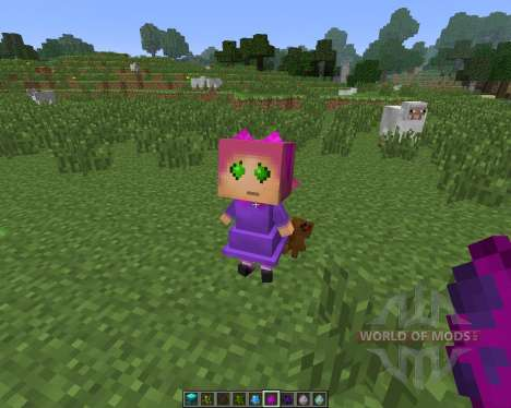 League of Legends [1.6.4] для Minecraft