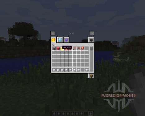 Elemental Power [1.7.2] для Minecraft