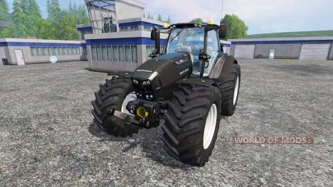 Deutz-Fahr Agrotron 7250 TTV Black Edition для Farming Simulator 2015