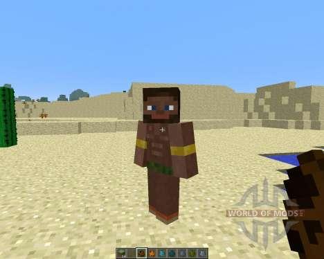 OceanCraft [1.6.4] для Minecraft