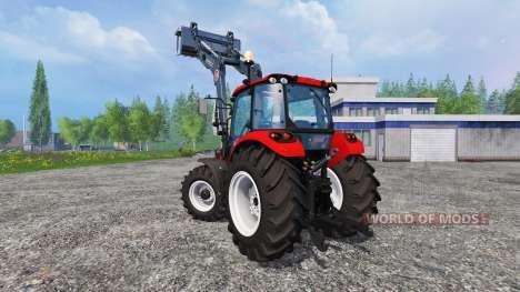 Case IH Farmall 75C для Farming Simulator 2015