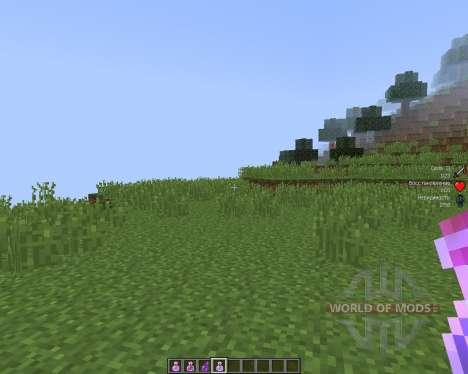 StatusEffectHUD [1.8] для Minecraft