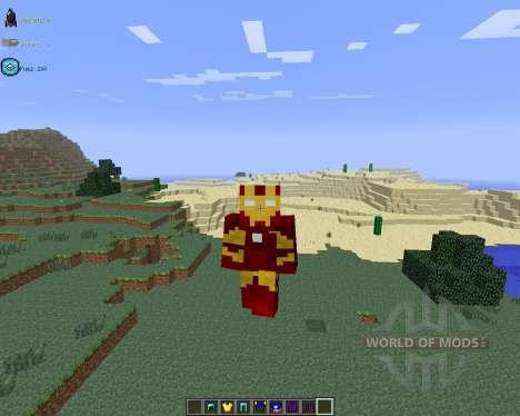 Super Heroes [1.6.4] для Minecraft