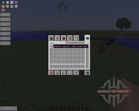 Dragon Mounts [1.5.2] для Minecraft