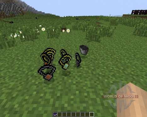 JewelryCraft [1.7.2] для Minecraft