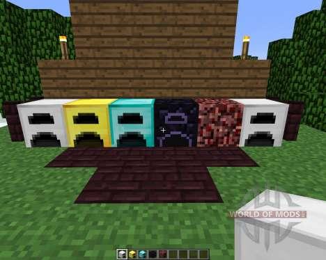 More Furnaces [1.5.2] для Minecraft