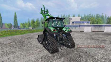 Deutz-Fahr Agrotron 7250 Mountain Goat Hotfix для Farming Simulator 2015