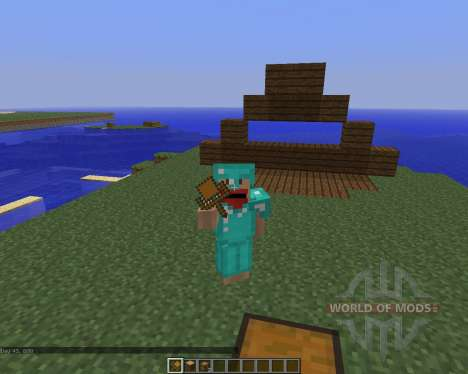 Chest Transporter [1.5.2] для Minecraft
