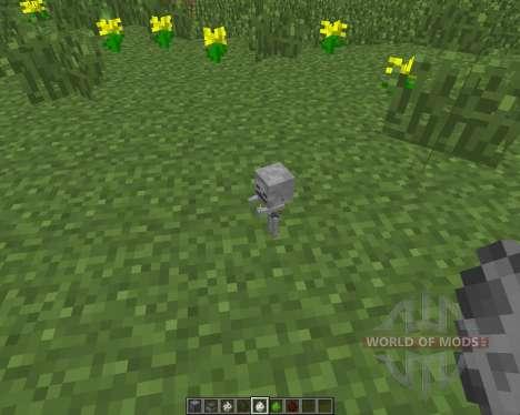 Iskall Mini Mobs [1.7.10] для Minecraft