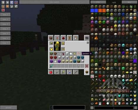 Inventory Tweaks [1.5.2] для Minecraft