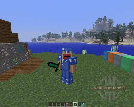 Miners Heaven [1.5.2] для Minecraft