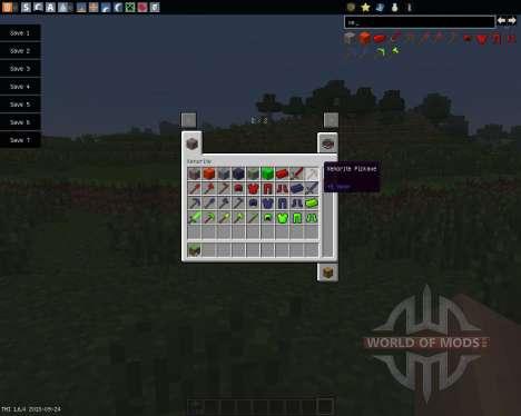 Xenorite [1.6.4] для Minecraft
