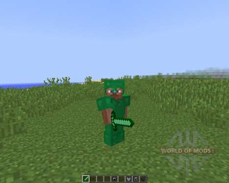Chocolate Sprinkle для Minecraft