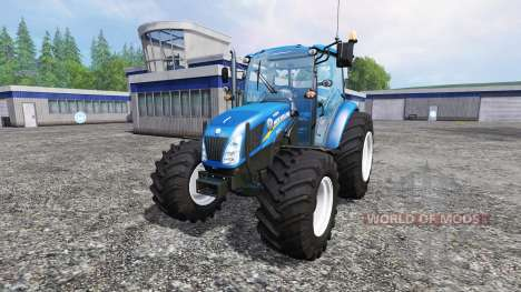 New Holland T4.75 для Farming Simulator 2015