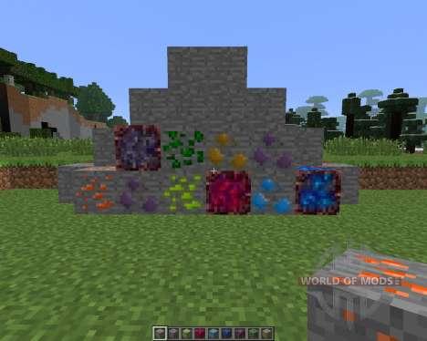 Mystic Mods [1.6.x] для Minecraft