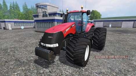 Case IH Magnum CVX 380 RowTrac v1.2 для Farming Simulator 2015