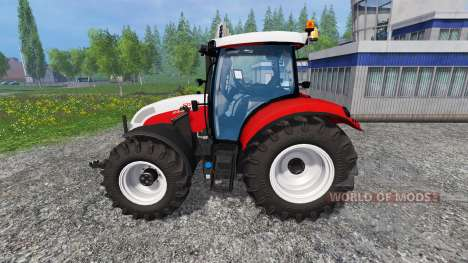 Steyr Profi 4130 CVT v1.1 для Farming Simulator 2015