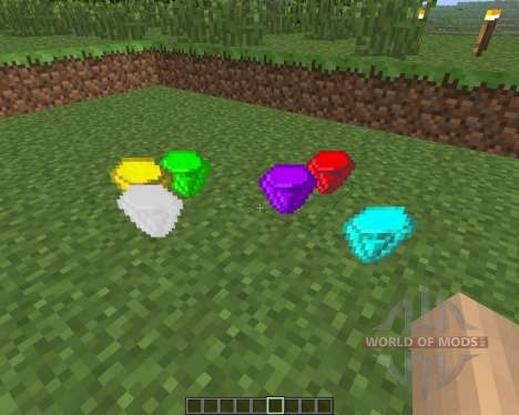 RWBY Craft [1.6.4] для Minecraft