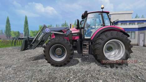 Deutz-Fahr Agrotron 7250 Forest Queen v2.0 pink для Farming Simulator 2015