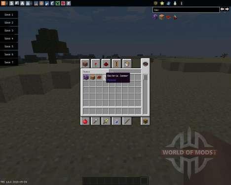 Bacteria [1.6.4] для Minecraft
