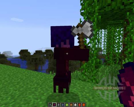 Monster Girl [1.7.2] для Minecraft