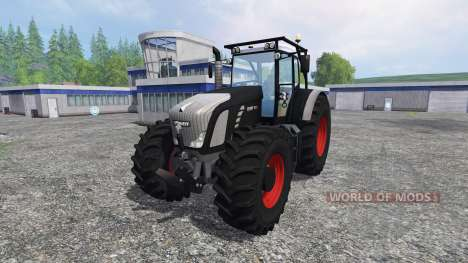 Fendt 936 Vario Forest Edition v1.1 для Farming Simulator 2015
