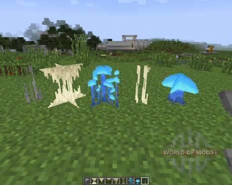 Wild Caves [1.7.2] для Minecraft