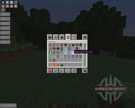 Expanded Rails [1.5.2] для Minecraft