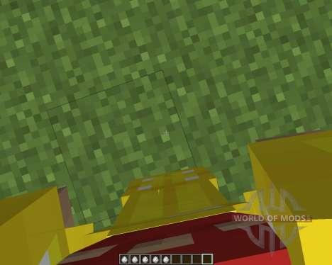 Improved First Person [1.6.4] для Minecraft