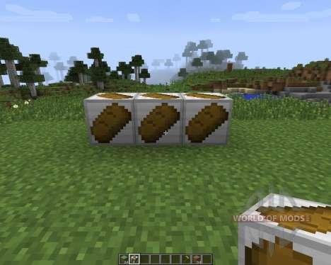 AutoFood [1.7.2] для Minecraft