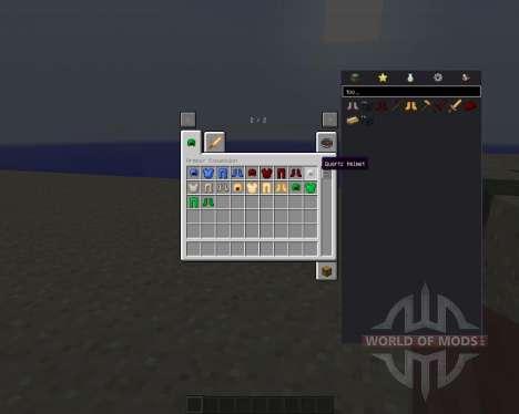 Armour Expansion для Minecraft