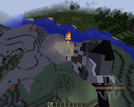 Palindel [1.7.2] для Minecraft