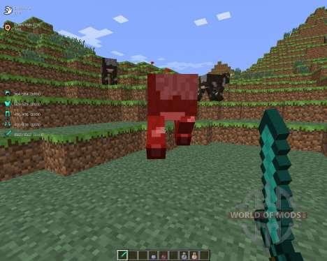 Better PvP [1.6.4] для Minecraft