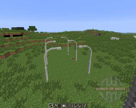 Lamps And Traffic Lights [1.6.4] для Minecraft