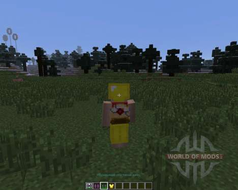 Simply Jetpacks [1.6.4] для Minecraft